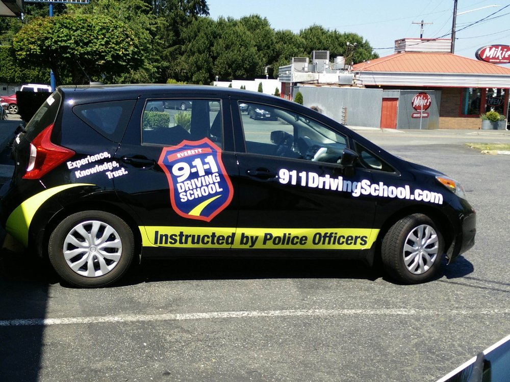 911 Driving School of Everett and DOL Approved Testing Center: 4610 Evergreen Way, Everett, WA