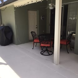 Photo Of Palm Casual Patio Furniture   Orlando, FL, United States. 48inch  Table