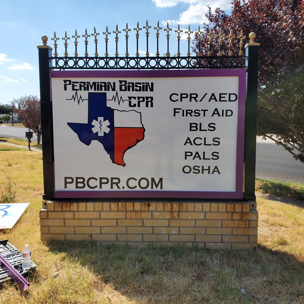 Permian Basin CPR: 1601 W Texas Ave, Midland, TX