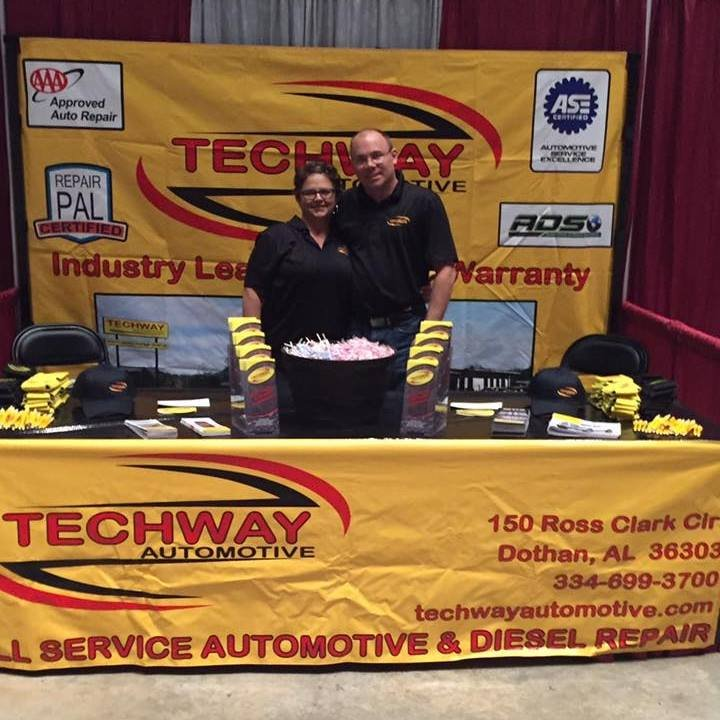 Techway Automotive: 150 Ross Clark Cir, Dothan, AL