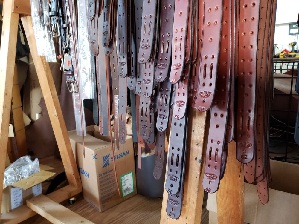 Forest Hill Leather Craft: 225 Forest Hill Rd, Bird in Hand, PA