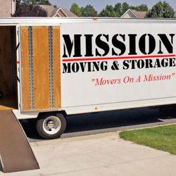 Mission Moving U0026 Storage   Movers   3010 Lyndon B Johnson ...