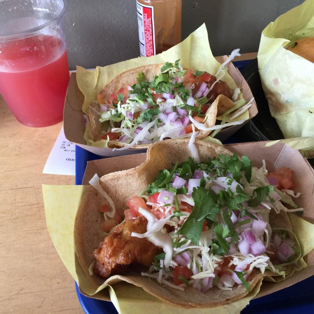 Watermelon juice fish tacos yelp for Oscars fish tacos san diego