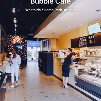 Photo Of Bubble Cafe