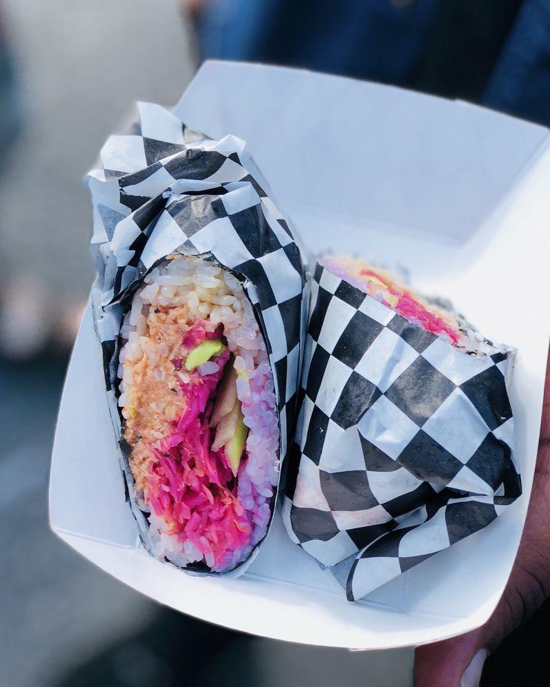 Zumo ZuZhi Burrito: 1404 N Azusa Ave, Covina, CA