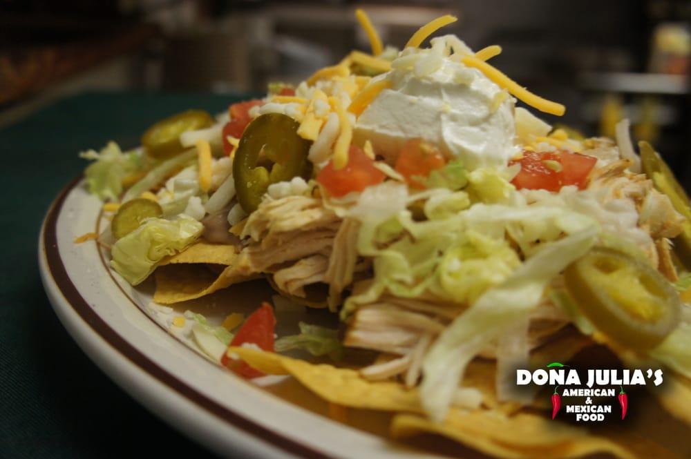 Dona Julia S Mexican Restaurant