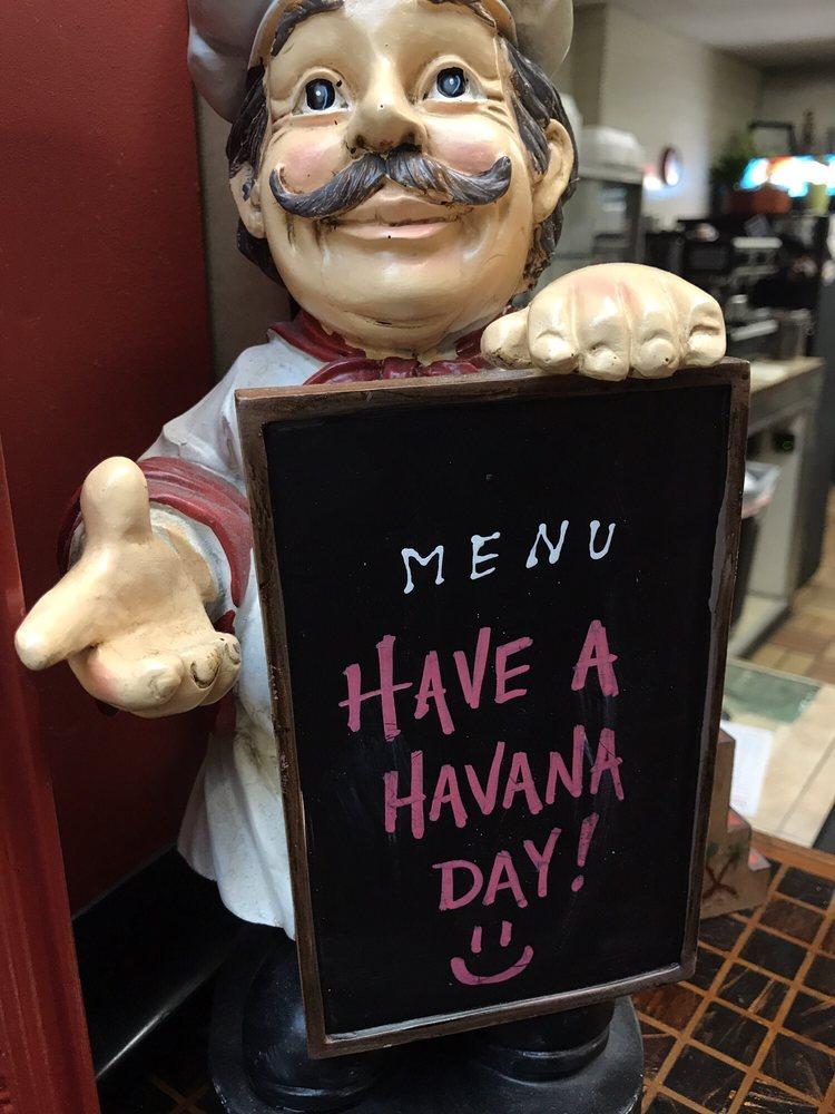 Havana Cuban Cafe and Pizzeria: 212 N Main St, Jamestown, NY