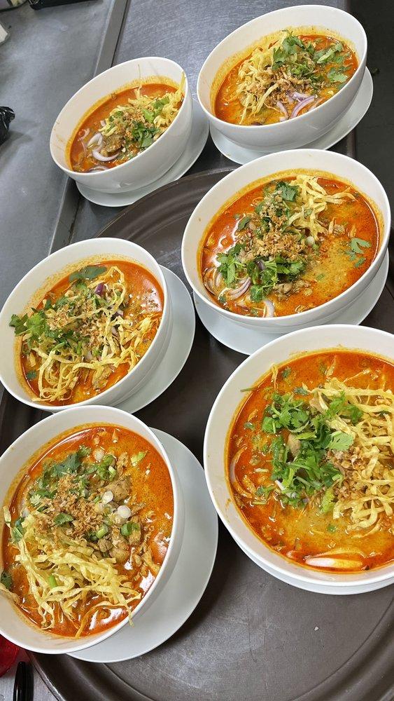 Mimi's Fresh Asian Cuisine.Thai Buffet: 607 Kaliste Saloom Rd, Lafayette, LA