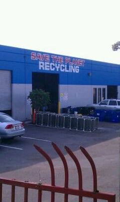 save the planet recycling center san diego ca yelp. Black Bedroom Furniture Sets. Home Design Ideas