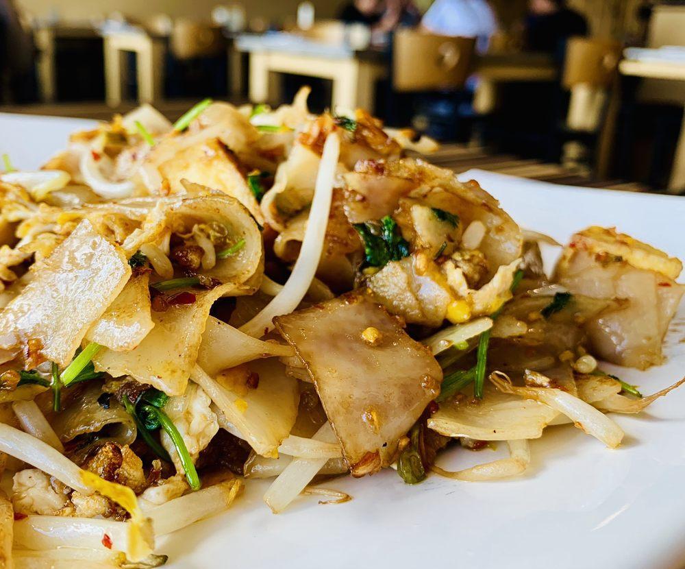 Aung's Bangkok Cafe: 1225 E Hampden Ave, Englewood, CO