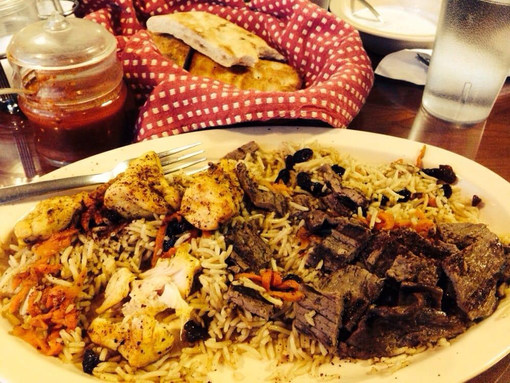 Great food yelp for Afghan kabob cuisine