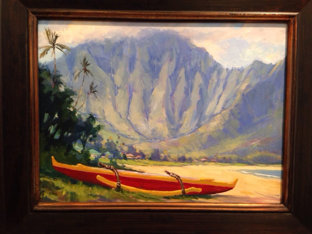 Amy-Lauren's A Gallery: 4545 Kona Rd, Hanapepe, HI