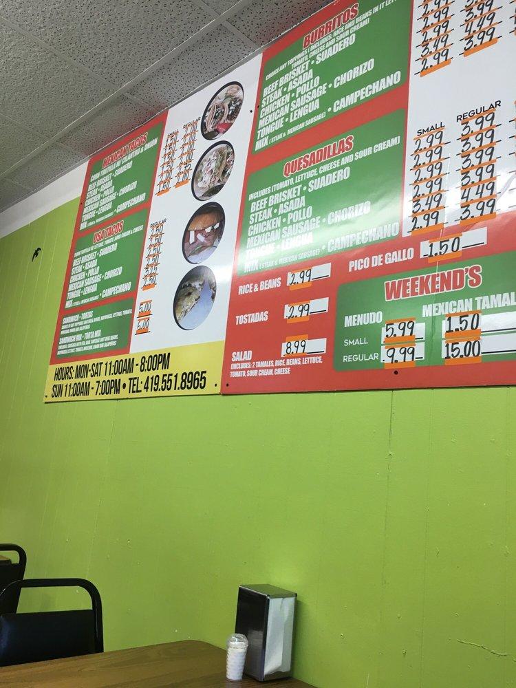 Taco bell bryan ohio