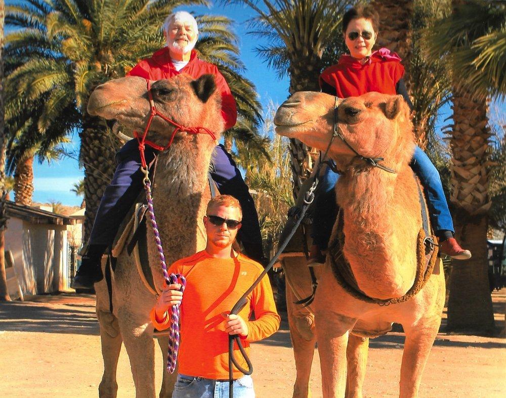 Camel Safari: 2725 River Cliff Rd, Bunkerville, NV