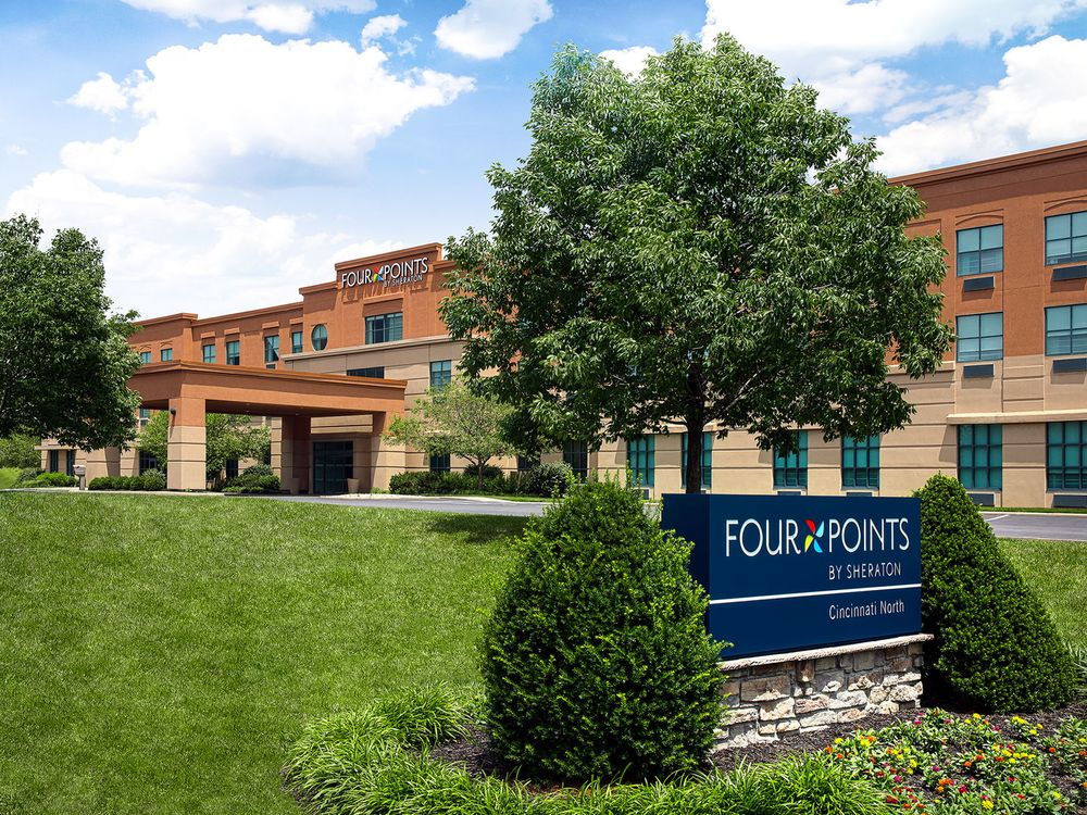 Four Points by Sheraton Cincinnati North: 7500 Tylers Place Blvd, West Chester, OH