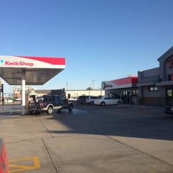 Kwik Shop - Convenience Stores - 203 W Kansas Ave