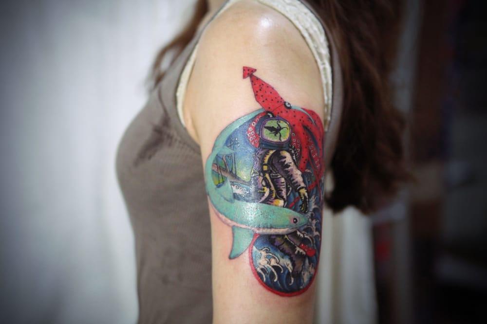 Poppytatts williamsburg tattoo brooklyn tattoo female for Best tattoo artists in brooklyn