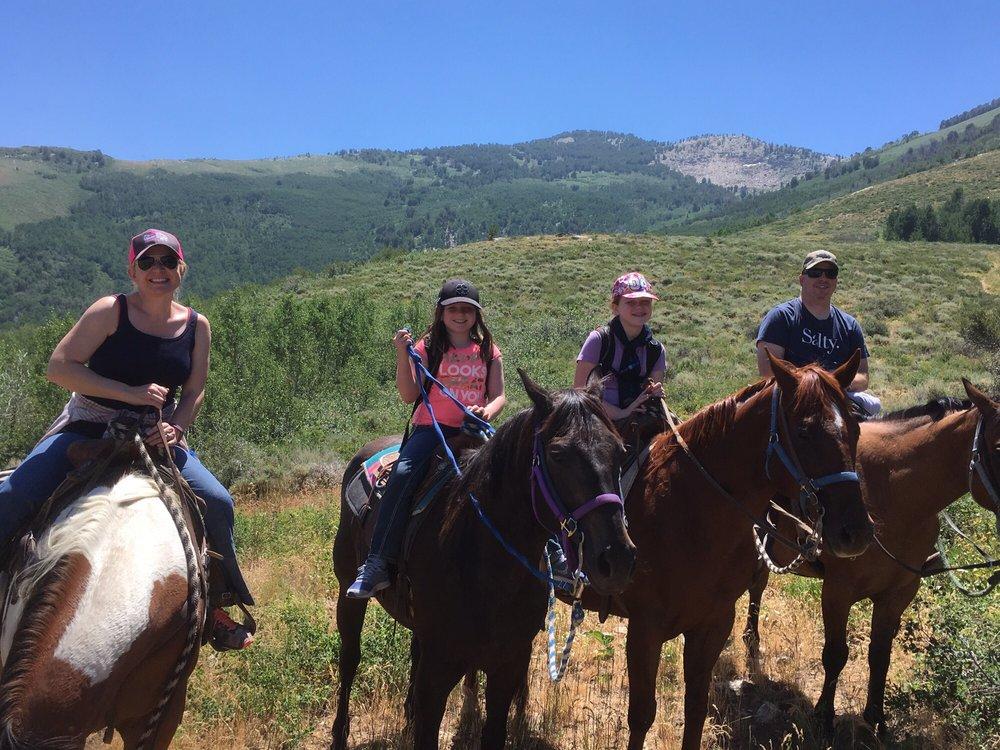 Nevada High Desert Outfitters: Lamoille Hwy, Lamoille, NV