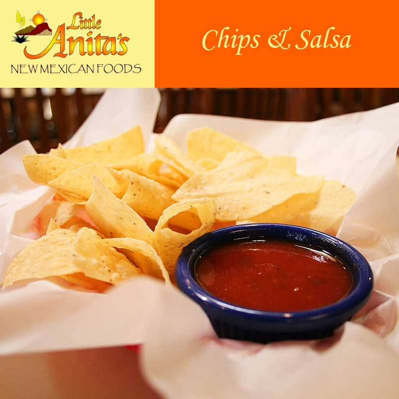You Had Me At Chips And Salsa!