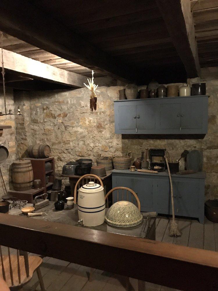 Fort Osage National Historic Landmark: 107 Osage St, Sibley, MO