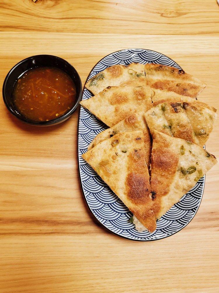 Food from Katy's Dumpling - Oak Park