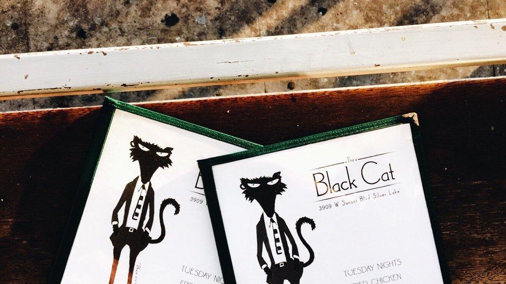 Black Cat Bar Silverlake Ca