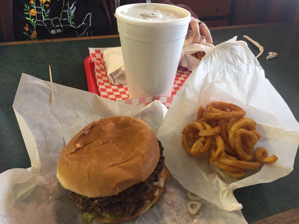 The Burger Boy: 217 E Davis St, Conroe, TX