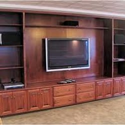 Photo Of JKB Custom Cabinets   Raleigh, NC, United States. Entertainment At  Itu0027s