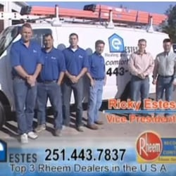 Photo Of Estes Air Conditioning And Heating Mobile Al United States Top