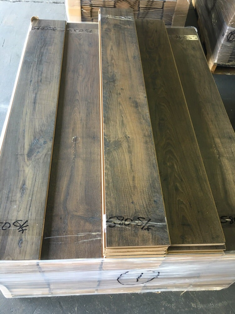 12 Mm Laminate Wood Flooring As Low 49 Cents A Square