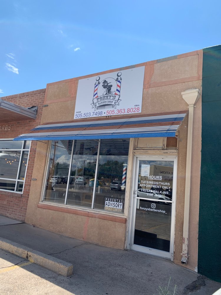 Fonzy's Barber Shop: 629 Amherst Dr NE, Albuquerque, NM