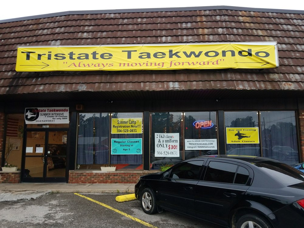 Tristate Taekwondo: 2501 Washington Blvd, Huntington, WV