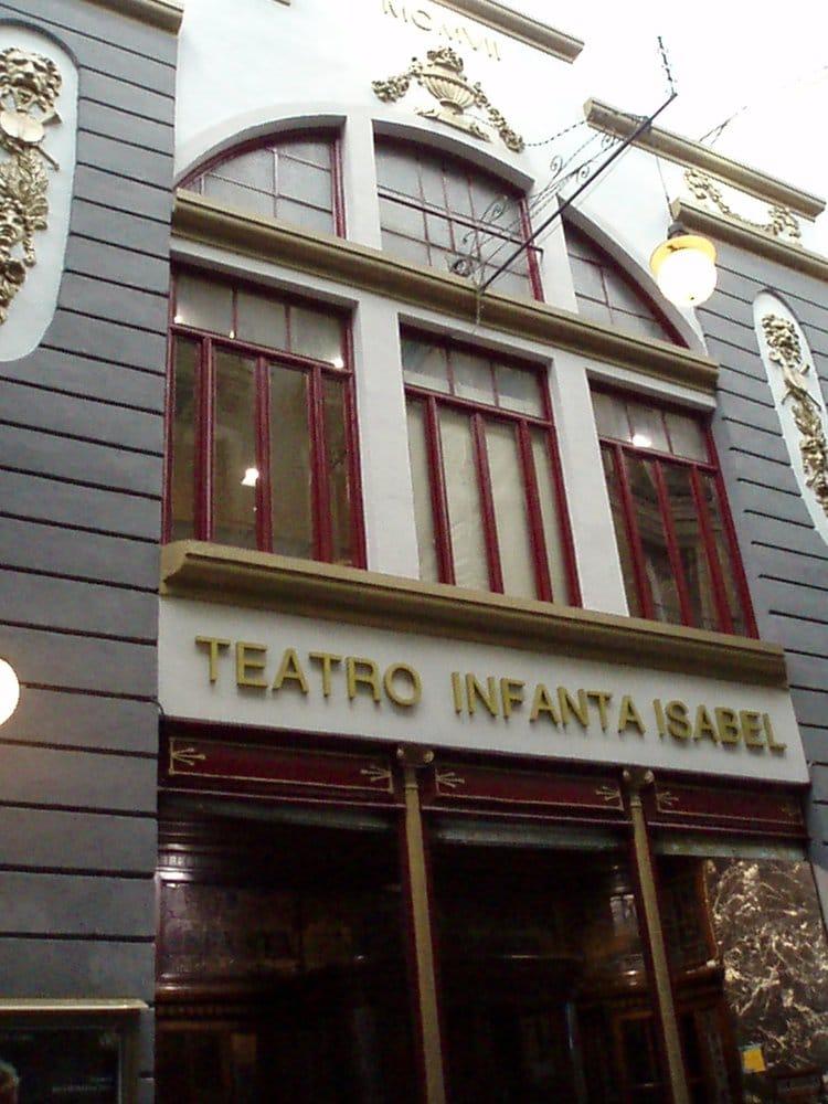 Fotos De Teatro Infanta Isabel Yelp