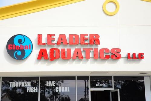 Global Leader Aquatics: 27718 I-45 N, Conroe, TX