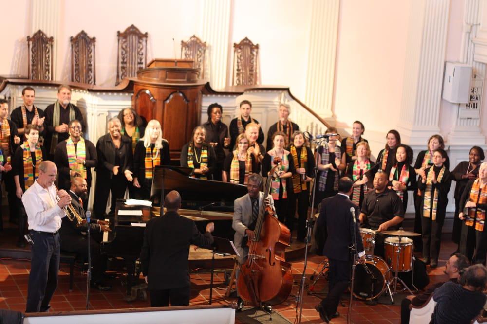 All Souls Church: 1500 Harvard St NW, Washington, DC, DC