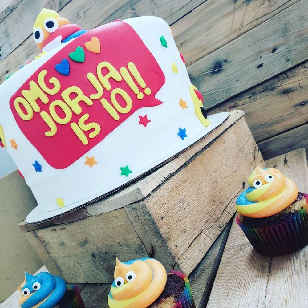 Photo Of Truckin Sweet Cupcakes