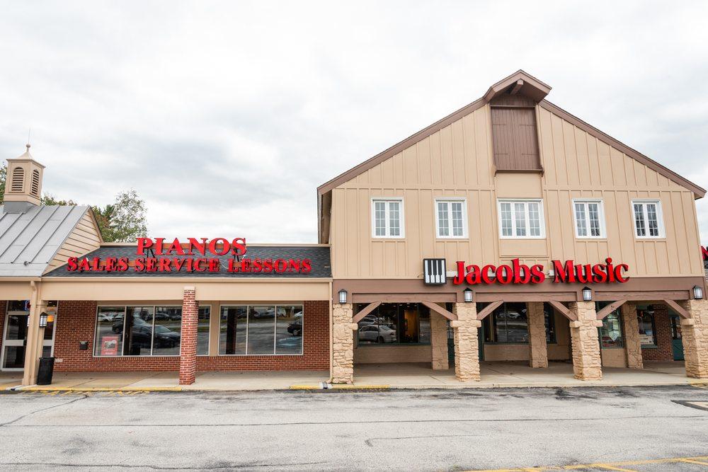 Jacobs Music - Cherry Hill: 150 Barclay Farms Shopping Center Route 70 E, Cherry Hill, NJ