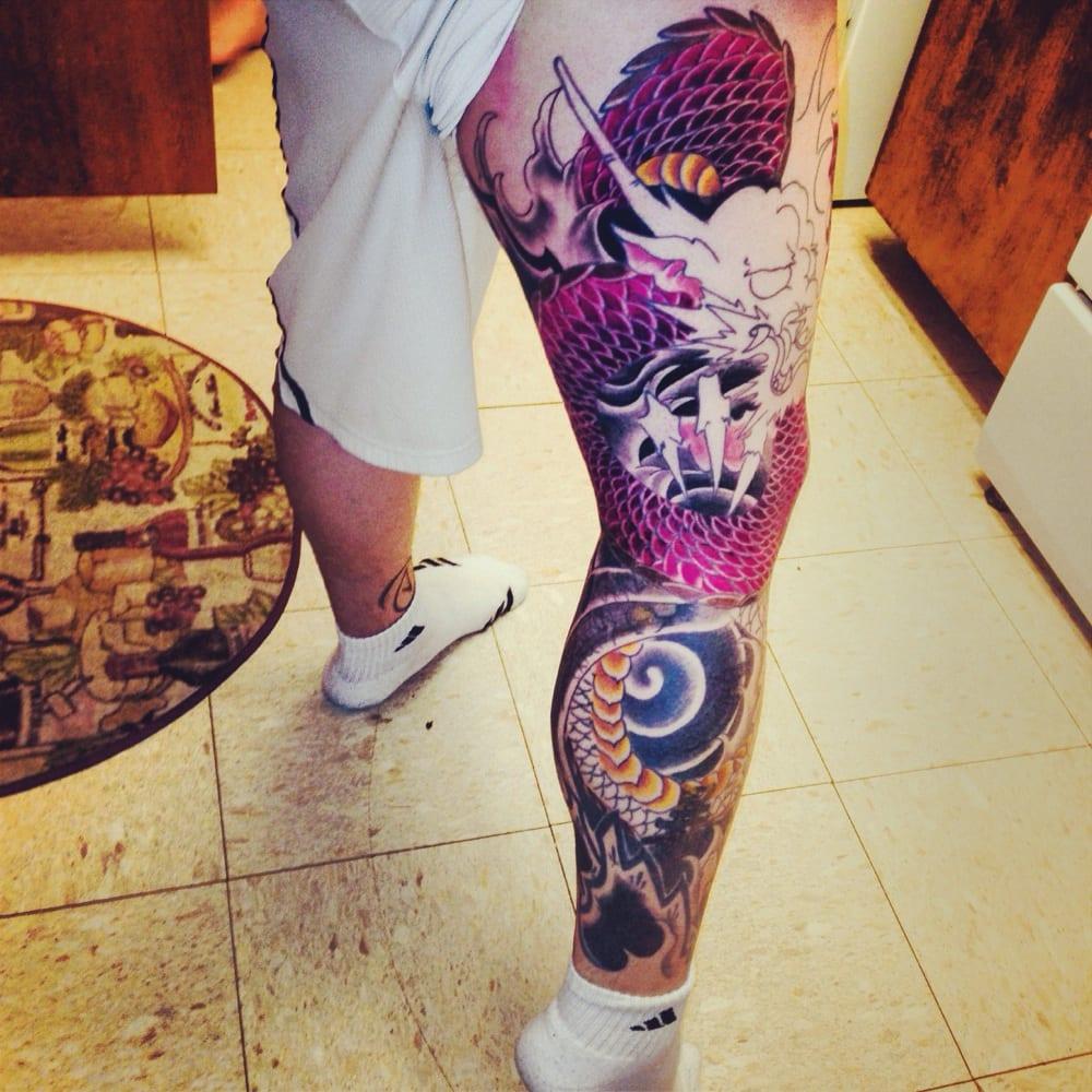 Lou's Tattoo: 246 W D St, Lemoore, CA