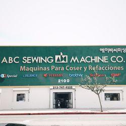 abc sewing machine inc