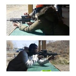 Stoney creek shooting range