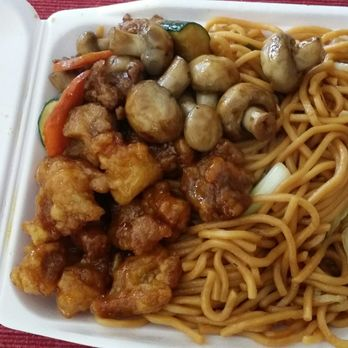 Lucky Chinese Food Long Beach Ca