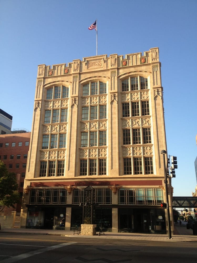Janitorial Service in Wichita, KS for the Kress Building ...