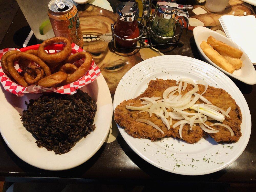 Las Palmas Cuban Restaurant - Sebastian: 1451 Sebastian Blvd, Sebastian, FL