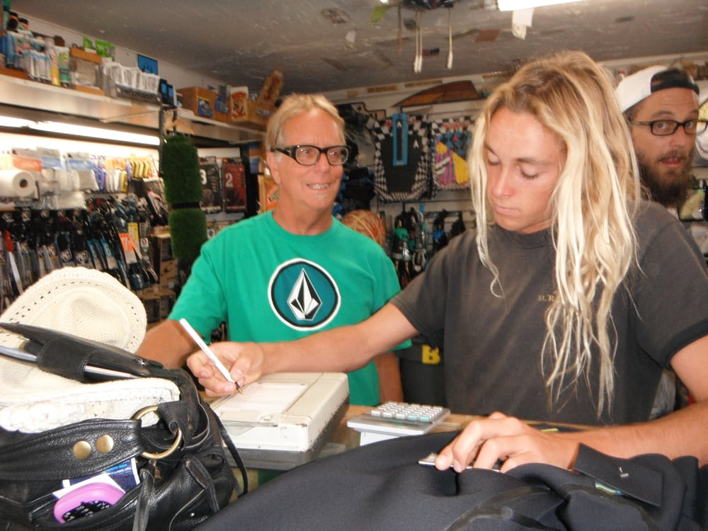 Frog House Newport Beach Part - 17: Photo Of The Frog House Surf Shop - Newport Beach, CA, United States.