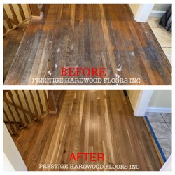 Prestige Hardwood Floors Inc