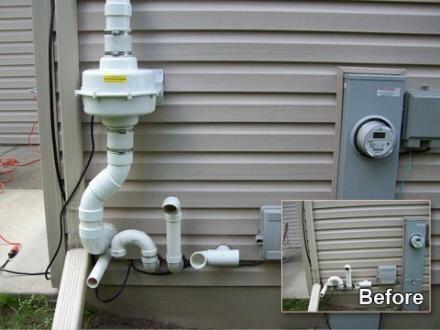 Radon Mitigation Virginia Home Inspectors 6312 Seven