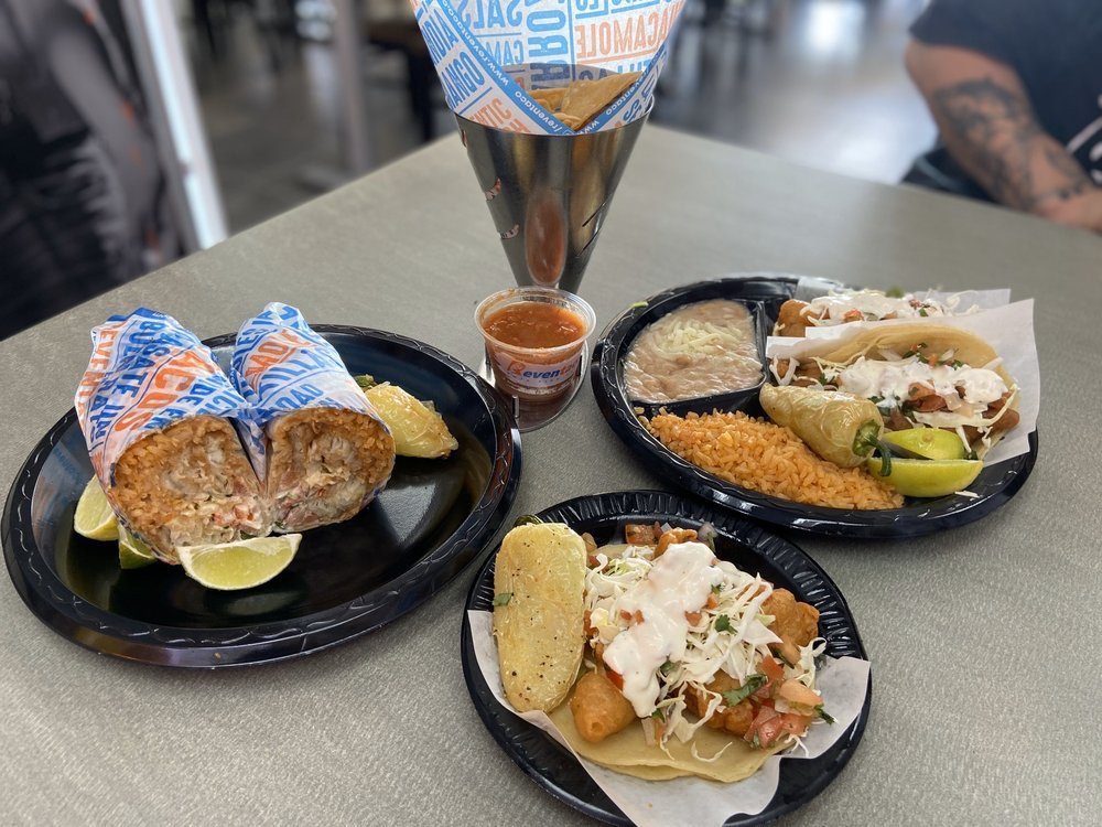 Food from Reventaco