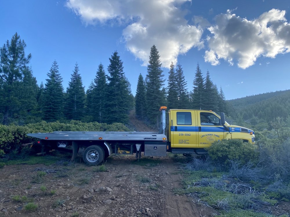 Towing business in Susanville, CA