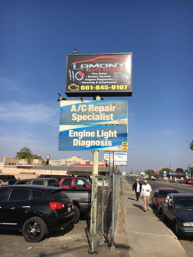 Lamont Auto Repair: 9804 Main St, Lamont, CA