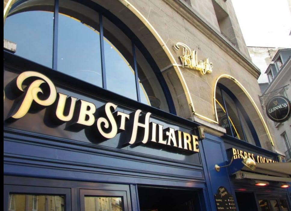 Le pub st hilaire 35 photos 48 avis pubs 2 rue - 48 rue des ecoles 75005 paris ...